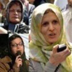 وقايع روز: شخصيت های جنبش سبز با خانواده های زندانيان سياسی در ايران ديد و بازديد نوروزی داشتند