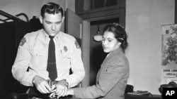 Rosa Parks Remembered for Refusal to Give up Bus Seat