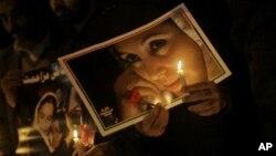 អតីតនាយករដ្ឋមន្ត្រី Benazir Bhutto ត្រូវបានគេធ្វើឃាតនៅឆ្នាំ២០០៧។