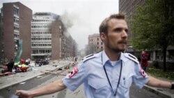 هفت تن در انفجارهای اسلو کشته شدند