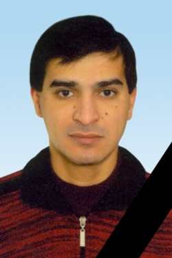 Ukrainada kurashib halok bo'lgan o'zbek jangchisi... Malik Mansur lavhasi