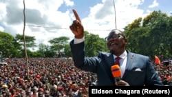 Malawi Congress Party leader Lazarus Chakwera