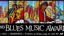 Music Awards Honor Blues Artists