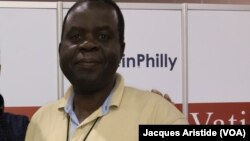 Albert Mianzoukouta, journaliste à Radio Vatican