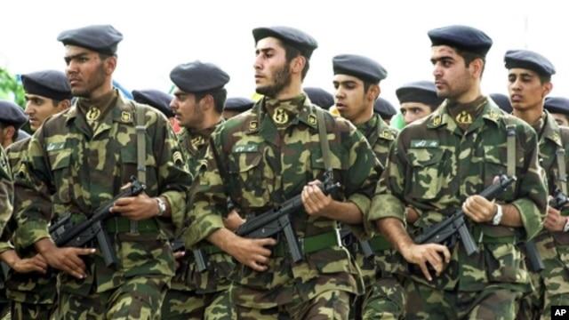 Garda Revolusi Iran dikabarkan telah memulai serangkaian latihan militer darat dan udara selama tiga hari disekitar kota Sirjan, Iran selatan (Foto: dok).
