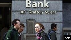 Ngân hàng Trung ương Ireland cần có thêm 34 tỉ đô la để vượt qua vụ khủng hoảng tài chánh hiện nay