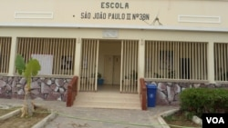"Escola Joao Paulo II foi uma das vítimas dos ""vampiros"""