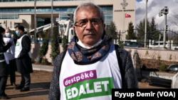 Parlementerê HDP'ê Îmam Taşçier