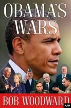 """Naslovna strana nove knjige Boba Vudvorda """"Obamaini ratovi"""""""