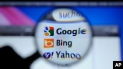 谷歌等三大搜索引擎。