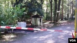 Лісове кладовище в Мюнхені