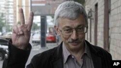 Глава общества «Мемориал» Олег Орлов