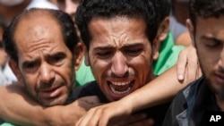 Các cuộc giao tranh gây nhiều tử vong hơn tại lãnh thổ Palestine với hơn 570 người thiệt mạng, hầu hết là thường dân.