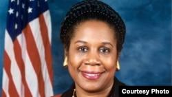 美国国会民主党众议员希拉·杰克逊·李