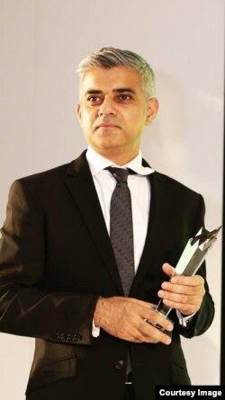 برطانوی رکن پارلیمنٹ صادق خان