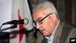 Başı kesilerek öldürülen 82 yaşındaki Antik Eserler Dairesi Eski Başkanı Halid Asad, Palmira kentini korumak için 50 yıl boyunca çalıştı.(Arşiv)