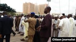 Hoton taron kungiyar addinin musulunci ta duniya da aka yi a Abuja