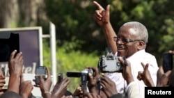 Mgombea urais wa Uganda Amama Mbabazi