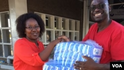 Muzvare Monica Chiwunda naVaRabson Shumba