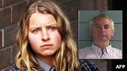 Thiếu nữ Úc bị xích vào trái bom giả Madeleine Pulver