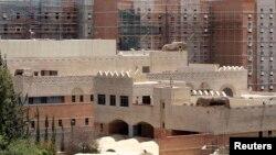 예멘 사나의 미국 대사관 (자료사진)
