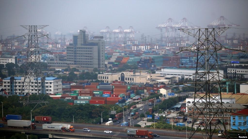 上海浦東自由貿易區