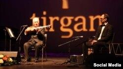 رامیز قلی اوف نوازنده مشهور آذربایجانی