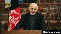 رئیس جمهوری افغانستان گفته است که در جستجوی صلح پایدار است