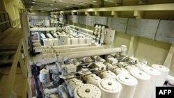 Nhà máy điện Bushehr có công xuất 60 megawatt