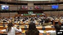 Evropski parlamentarci danas saslušali direktora za Balkan Evropskog servisa za spoljne poslove, Miroslava Lajčaka, koji ih je upoznao sa stavom Unije prema zapadnobalkanskom regionu