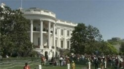 Obamas Host Annual White House Easter Egg Roll
