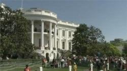 Obamas Host Annual White House Easter Egg Roll