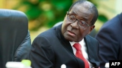 Zimbabwe's President Robert Mugabe has already left the country for the World Conference on Disaster Risk Reduction in Japan.