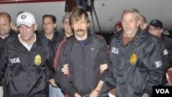 Viktor Bout fue capturado por agentes secretos que se hicieran pasar por rebeldes de las FARC interesados en la compra de armas.