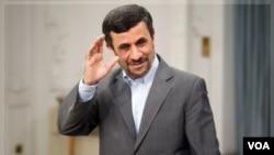 Cựu tổng thống Iran Mahmud Ahmadinejad