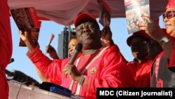MDC-T 2013 Manifesto Launch