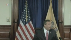 Governor Christie Apologizes for Political Scandal