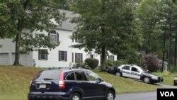 El Rezwan Ferdaus fue arrestado en su casa en Ashland, Massachusetts, el 29 de septiembre de 2011.