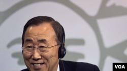 Ban Ki-Moon, diperkirakan akan terpilih kembali sebagai Sekretaris Jenderal PBB hingga akhir tahun 2016.