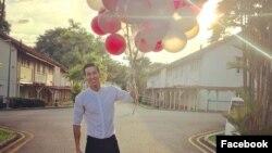 Will Nguyễn, công dân Mỹ 32 tuổi, đang đi nghỉ tại Việt Nam khi anh tham gia một cuộc biểu tình phản đối dự luật đặc khu kinh tế và dự luật về an ninh mạng của Việt Nam vào ngày 10 tháng 6.