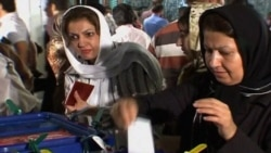 Иран: женщины и выборы