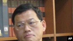 台湾外交部发言人 章计平