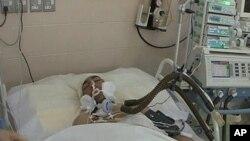 لیبیا کے ہسپتال زخمیوں سے بھر گئے