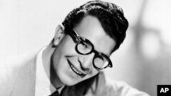 Dave Brubeck muda pada 1956. (Foto: Dok)
