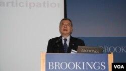 台灣國防部長楊念祖8月6日晚辭職獲准。(資料照片)