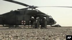 امریکی فوجی افغان فضائیہ کے پائلٹوں، مکینکوں اور طبی عملے کو ترییت دینے کے ایک منصوبے پر کام کررہے ہیں