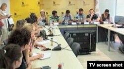 Konferencija u Medija centru povodom obeležavanja Dana mladih u Srbiji