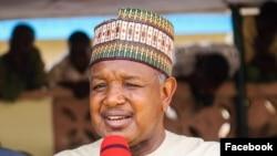 Gwamna Abubakar Atiku Bagudu (Facebook/Gwamnatin Kebbi)