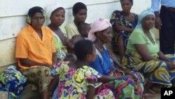 Des femmes violées de Luvungi