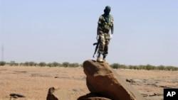 Sojan Jamhuriyar Nijar a Agadez